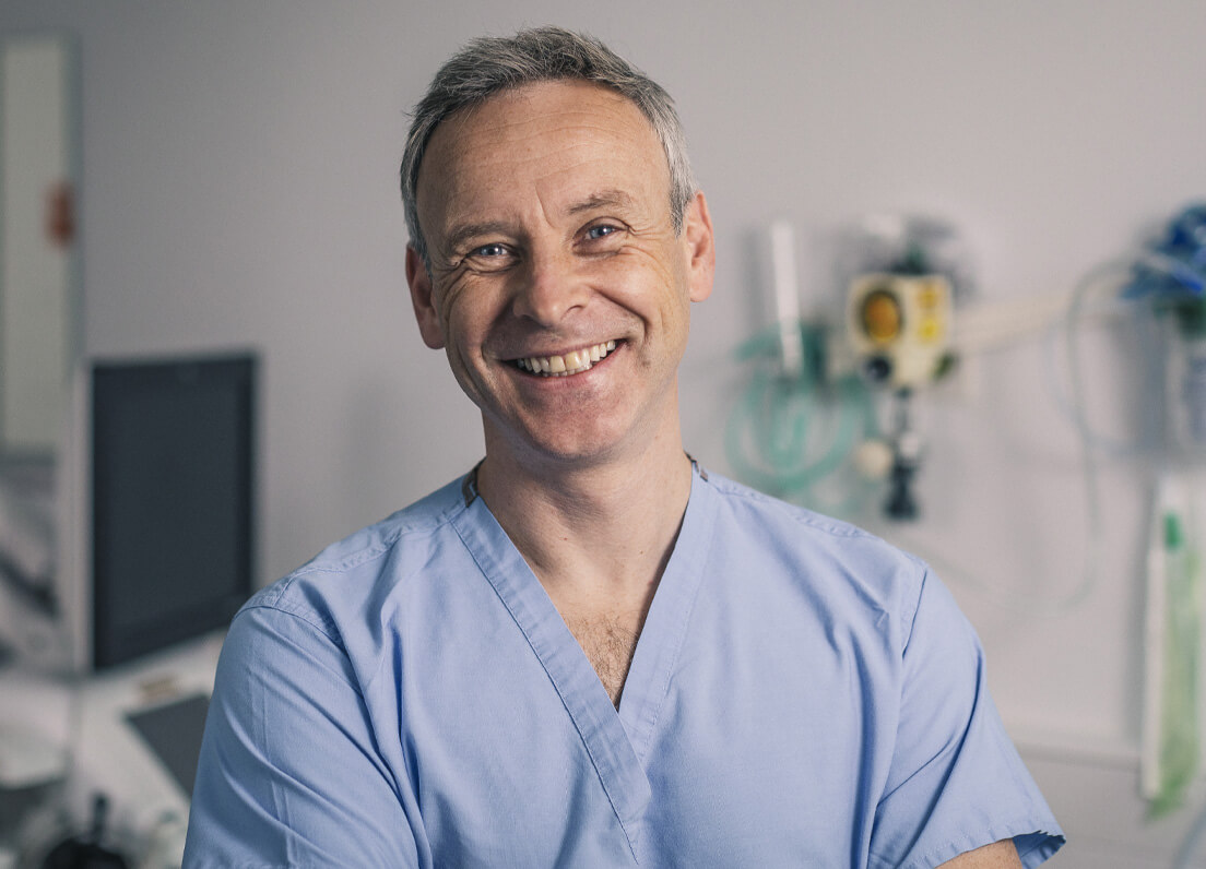 Anthony MacQuillan Surgeon